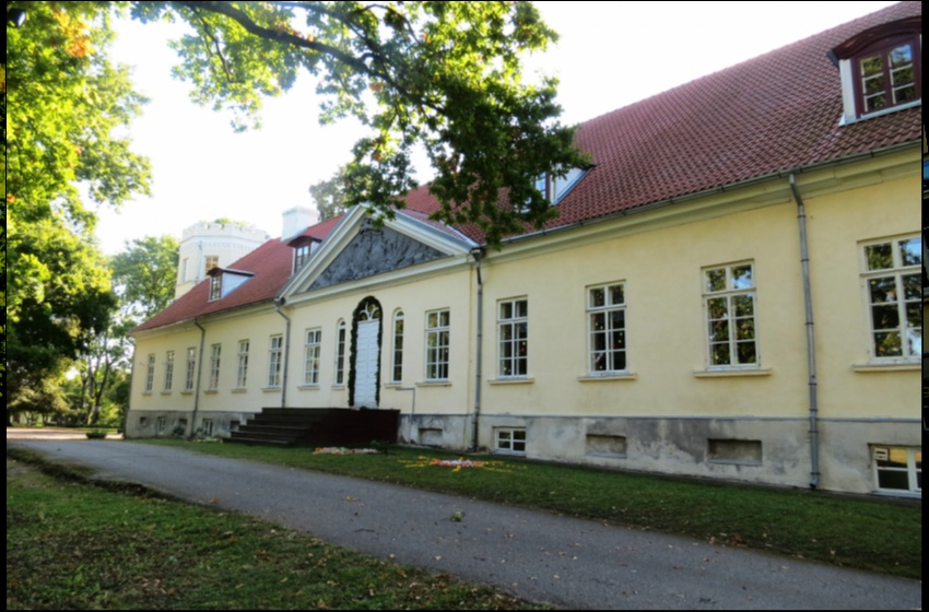 Apriki Manor, Apriki Local History Museum